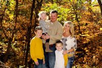 Gulager's Fabulous Fall Family Photo Session